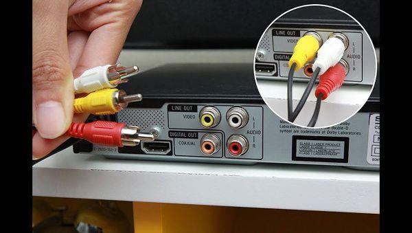 Cáp AV xuất hiện rất nhiều trên thị trường