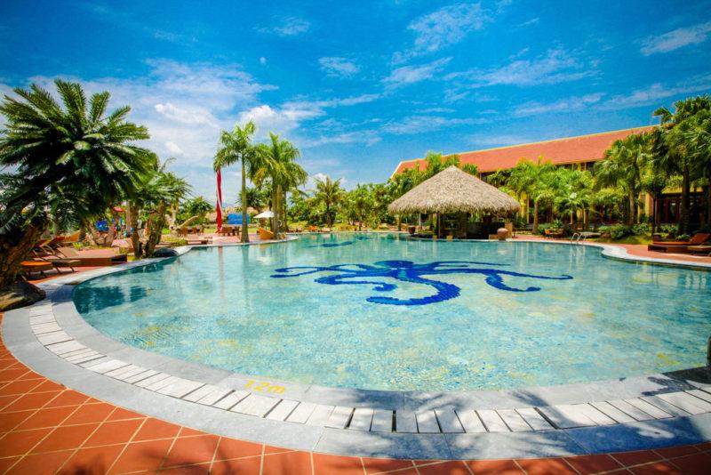 Khu nghỉ dưỡng Asean Resort & Spa điểm sáng du lịch Việt Nam