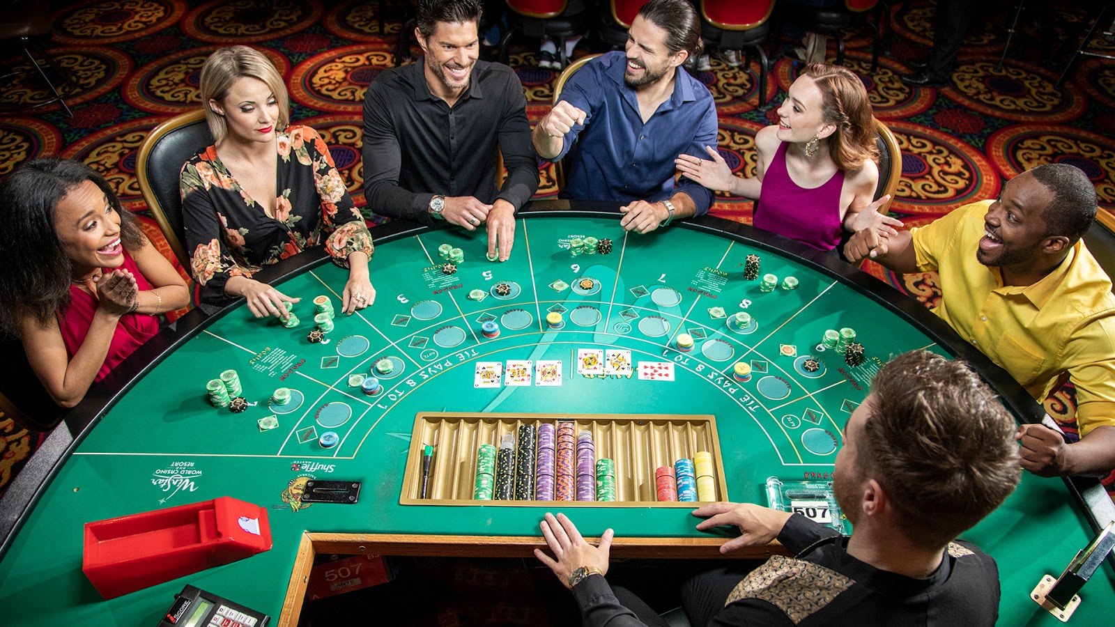 Chơi casino online thế nào để rinh về nhiều tiền?