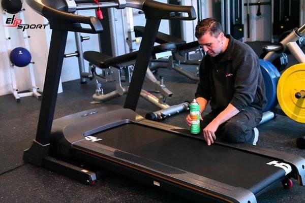 Bảo trì, bảo dưỡng máy chạy bộ định kỳ để đảm bảo thiết bị vận hành tốt nhất