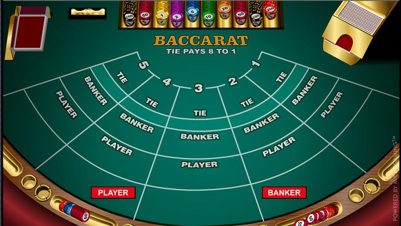 Baccarat có nhiều cửa cược mà bạn có thể đặt - Kubet.com.vn