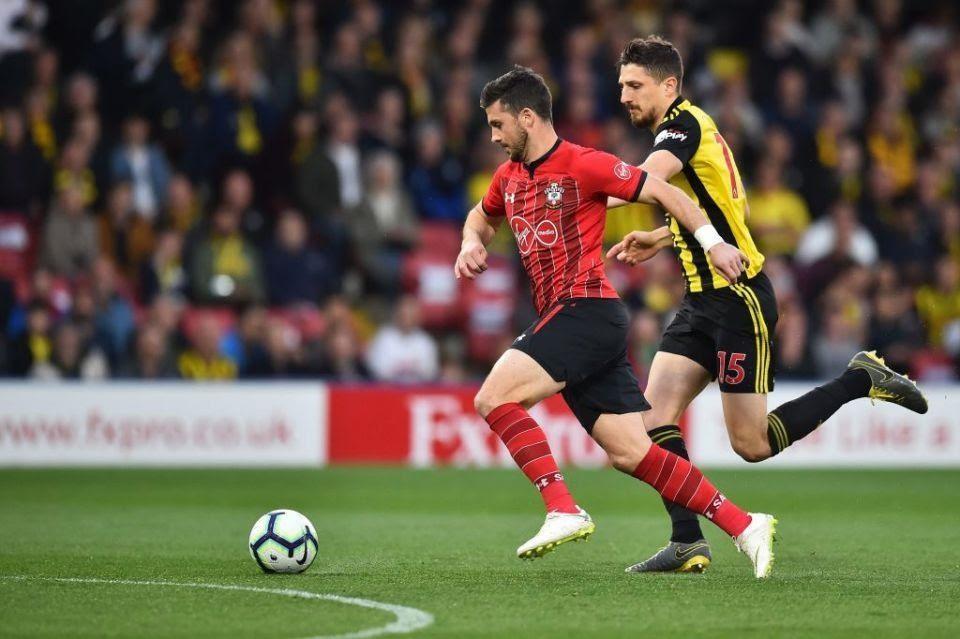 Cầu thủ Southampton ghi bàn thắng ở giây thứ 7