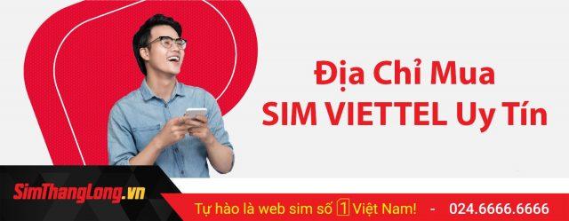 Kho SIM số đẹp Viettel Sim Thăng Long